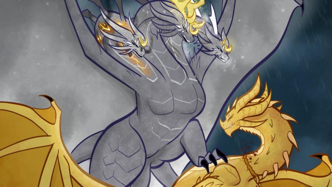 Download Moonhidora & King Ghidorah's Rebirth (Godzilla Comic Dub)
