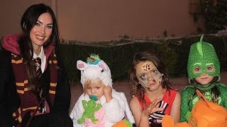 megan fox being a great mom