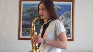 Sax: One Note Samba (Samba De Uma Nota So)