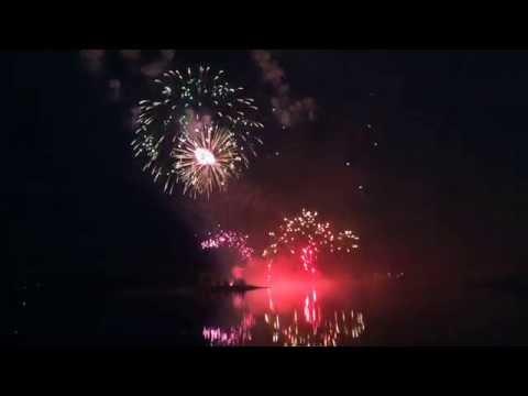 Globalfest Fireworks Calgary 2015 -  China