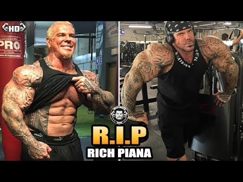 Rich Piana Cause Of Death: Bodybuilder Suffered A Heart Attack