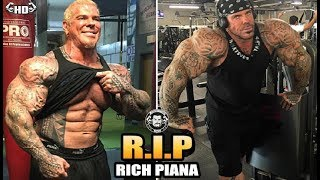 Rich Piana Cause Of Death: Bodybuilder Suffered A Heart Attack thumbnail