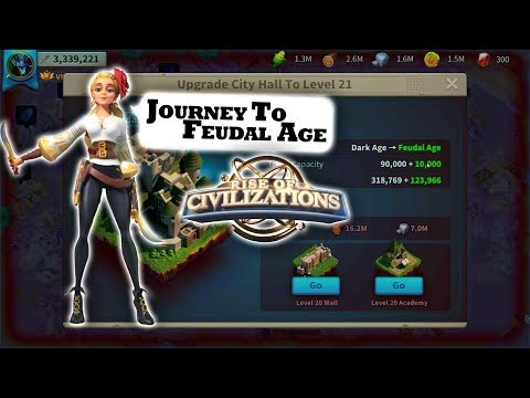 Rise of Civilizations: My Journey to Feudal Age