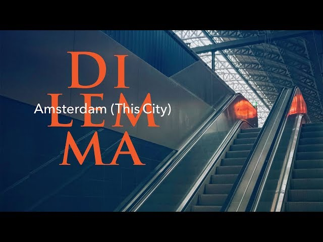 Dilemma - Amsterdam (This City) - Official Lyric Video. By progressive rock band Dilemma.