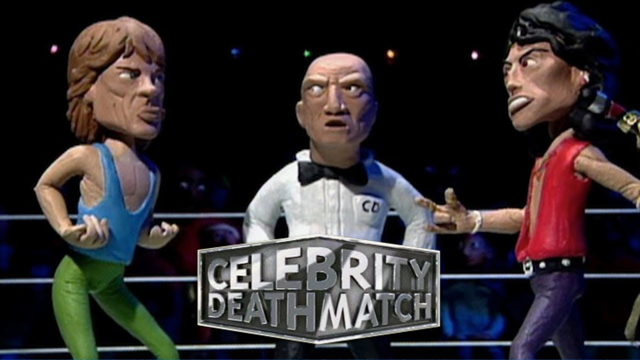 Celebrity Deathmatch - Topic - YouTube