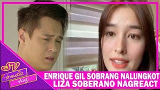 Enrique Gil ramdam ang SOBRANG NALUNGKOT sa NAGYAYARING Ito! || Liza Soberano NAGREACT