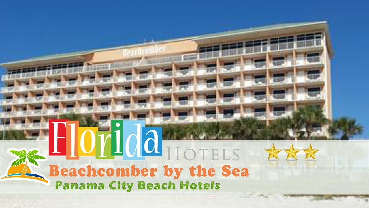 Beachcomber By The Sea Panama City Beach Hotels Florida