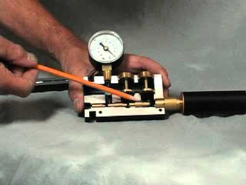 Vac Cubes Single And Multi Venturi Vacuum Pumps Youtube
