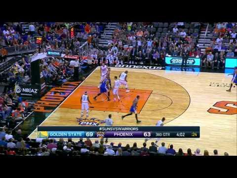 Golden State Warriors vs Phoenix Suns | November 9, 2014 | NBA 2014-15 Season