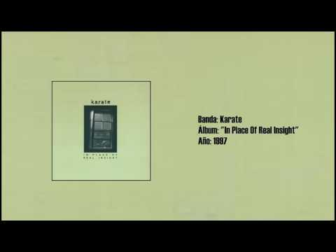 """Karate - """"In Place of Real Insight"""" [Full LP] (1997)"""