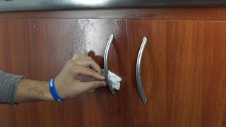 How to Clean Furniture and Wood Doors- HomeArtTv by Juan Gonzalo Angel