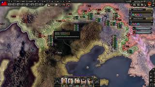 Hearts of Iron IV: Nationalist China dunking on Imperial Japan