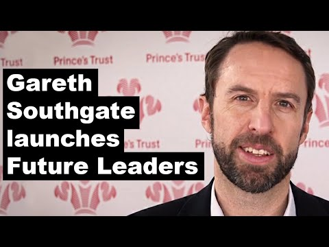 Gareth Southgate launches Future Leaders Programme