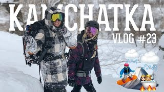 видео Зимнее знакомство с Камчаткой