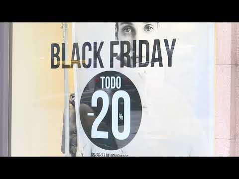 Balance Black Friday e comezo da Campaña de Nadal no CCA Ourense Centro 01/12/2020