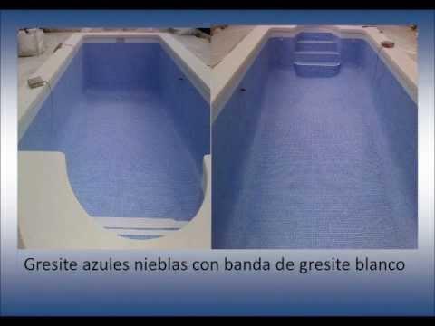 Gresite piscinas precios de fabrica temporada 2013 aun mas for Gresite piscinas colores