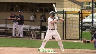 Trevor Kilinski Class of 2020 Varsity Baseball Highlights 2017