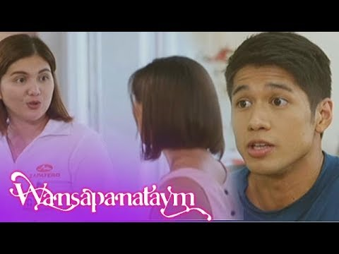Wansapanataym: Louie uses Ralph's image for her mother's promotion