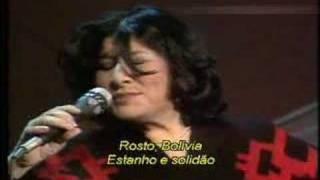 Mercedes Sosa - Canción con todos