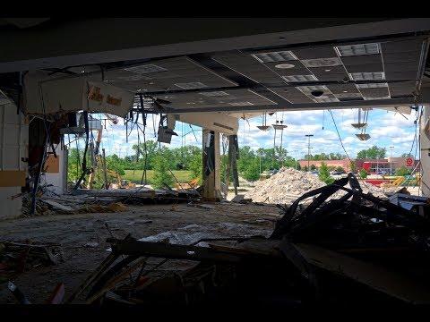 Raw Explore: Lincoln Mall demolition