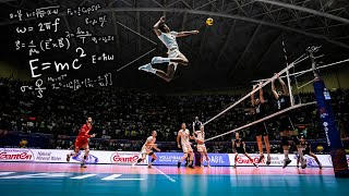 When Physics Is a Joke | Volleyball HD