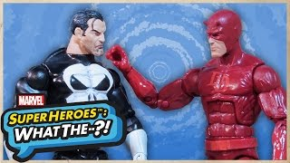 Daredevil vs. Punisher - Marvel Super Heroes: What The--?!