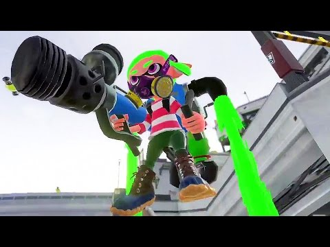 SPLATOON 2 Trailer (Nintendo Switch - 2017)