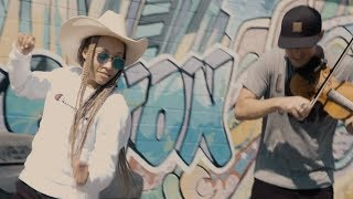 The Git Up Challenge (Blanco Brown) - Josh Vietti 🎻 and Young Jas