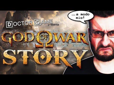 GOD OF WAR Story ...a modo mio! (La serie dalle origini a oggi)
