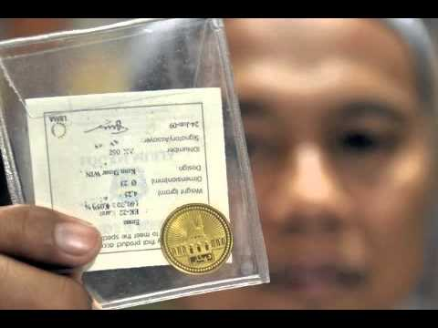 Would You Buy An ISIS Gold Coin?