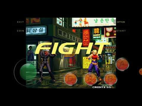 The King Of Fighters 2000 Gameplay  