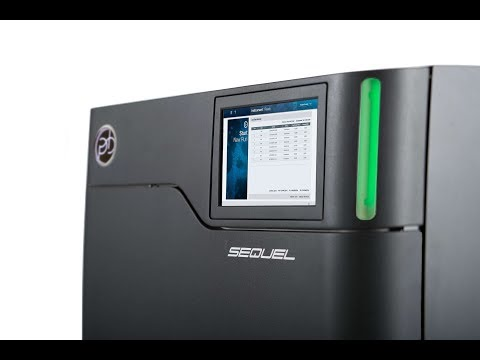 The Sequel System – The premier solution for SMRT Sequencing (High Quality)