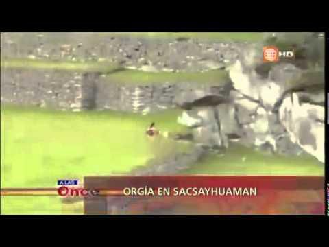 Orgía en el Cuzco (Orgy at Cuzco)