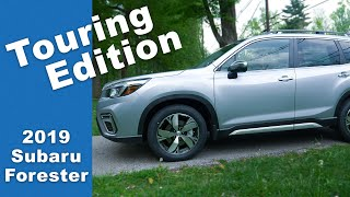 2019 Subaru Forester Touring - Review!