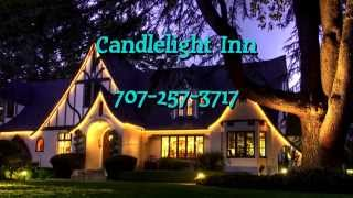 Best Napa Bed and Breakfast | Candlelight Inn, Napa B and B Review 707-257-3717