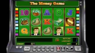 Как научиться играть в игровой автомат The Money Game. Обучающее видео(Смотрите наш обзор очередного игрового автомата The Money Game. В игре присутствует риск-игра и бесплатные вращен..., 2016-12-20T06:59:52.000Z)