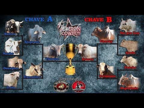 1º IRON COWBOY CIA GATO PRETO
