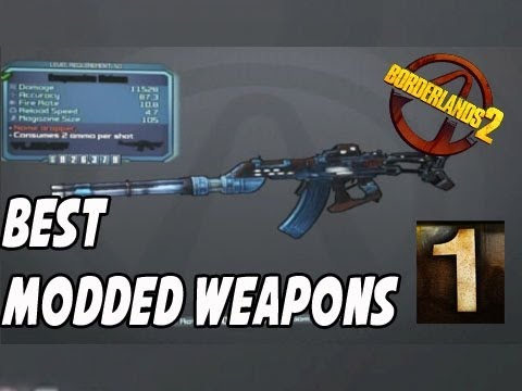 How to make black rarity weapons borderlands 2