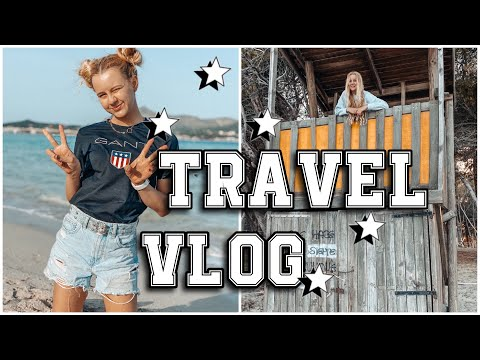 FERIEN TRAVEL VLOG MALLORCA | MaVie Noelle