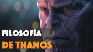 La VERDADERA MOTIVACIÓN de Thanos en Infinity War