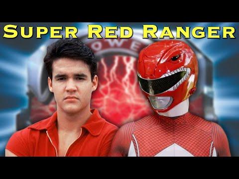 Super Red Ranger - feat. Austin St. John [FAN FILM] Power Rangers   Super Sentai