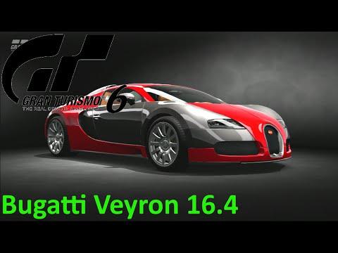 full download gran turismo 6 hd car check 009 bugatti veyron 16 4. Black Bedroom Furniture Sets. Home Design Ideas