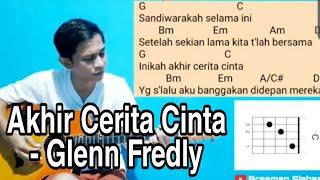 Akhir Cerita Cinta Chord - Glenn Fredly   Chord Gitar