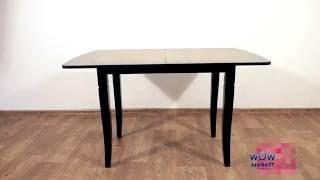 Обзор деревянного раскладного стола Эрика Микс Мебель от магазина wowmarket.com.ua