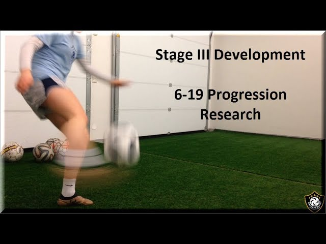 Stages of Development - Stage III