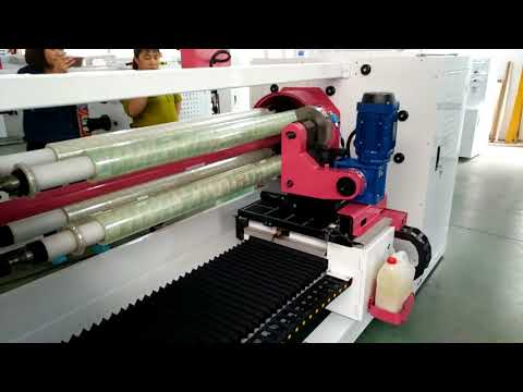 Masking Paper/ Double Side/Duct/Cloth/PVC Tape Cutting ...