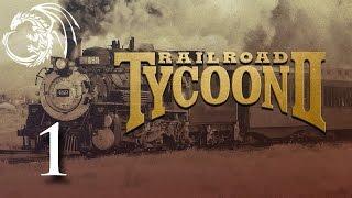 rail Road Tycoon 2 - гайд и прохождение. Серия 1