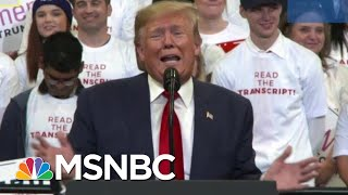 'Astonishing': Trump Bribery Evidence Piles Up With 'Clownish Figures Traipsing Around' | MSNBC