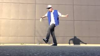 """Back to the Future"" - Hip-Hop Dance, Popping"