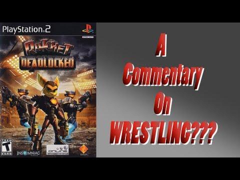 Ratchet Deadlocked (Or Gladiator) Review